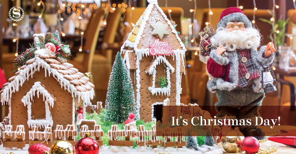 Christmas Day Dinner at Soie Chinese Restaurant - Events ...