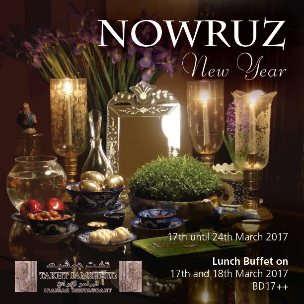 Quot Nowruz Quot Persian New Year At Takht Jamsheed Events