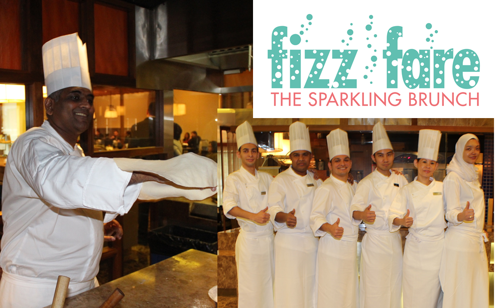 fizz fare – The Sparkling Brunch at Baharat - Events